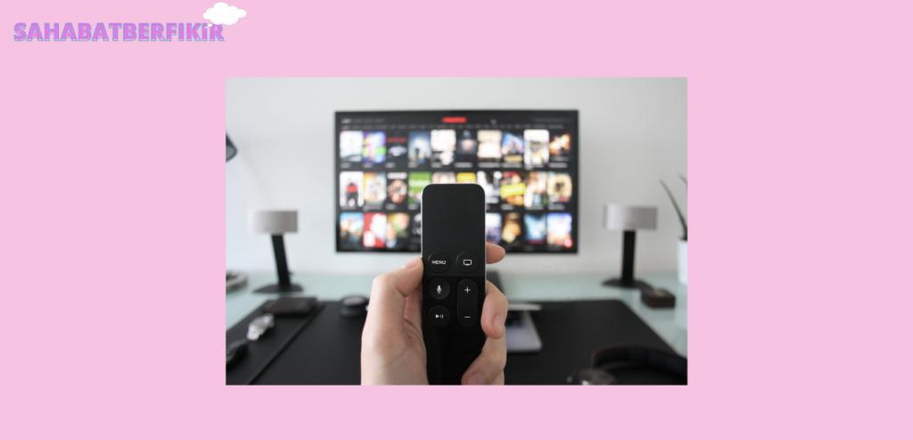 Berlangganan Netflix di Smart Tv dan Media Streaming