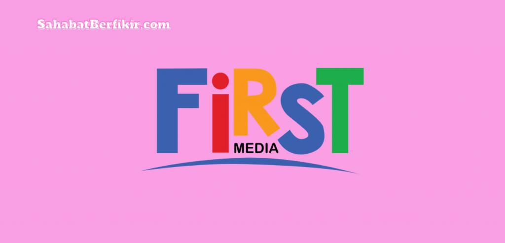 Provaider Internet Rumah First